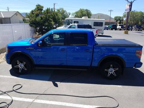 2011 Ford F-150 for sale at Freds Auto Sales LLC in Carson City NV