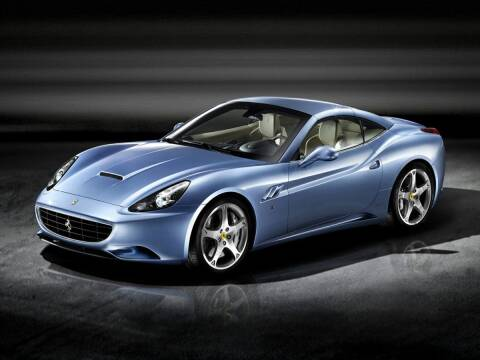 2012 Ferrari California for sale at CHEVROLET OF SMITHTOWN in Saint James NY