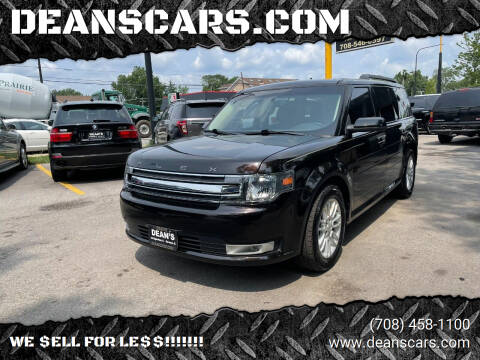 2013 Ford Flex for sale at DEANSCARS.COM in Bridgeview IL