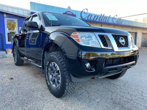 2014 Nissan Frontier for sale at Capital City Automotive in Austin TX