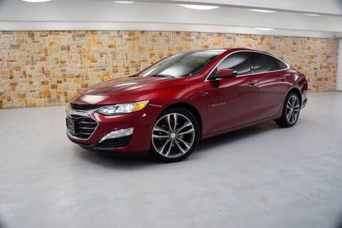 2021 Chevrolet Malibu for sale at Jerry's Buick GMC in Weatherford TX