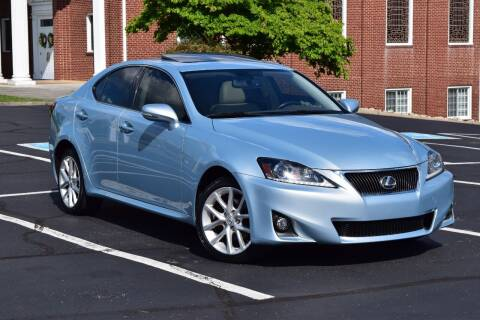 2012 Lexus IS 250 for sale at U S AUTO NETWORK in Knoxville TN