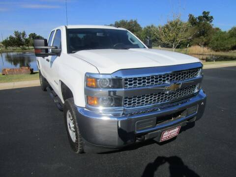 2017 Chevrolet Silverado 2500HD for sale at Oklahoma Trucks Direct in Norman OK