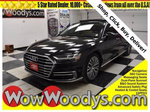 2019 Audi A8 L for sale at WOODY'S AUTOMOTIVE GROUP in Chillicothe MO
