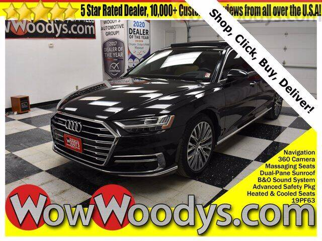 2019 Audi A8 L for sale in Chillicothe, MO