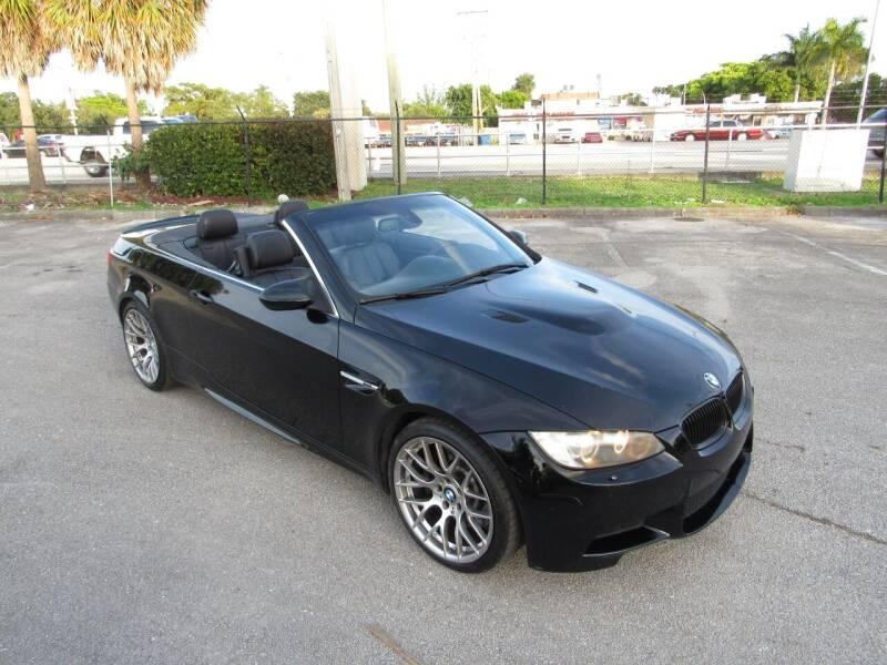 2011 BMW M3 for sale at United Auto Center in Davie FL