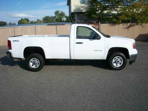 2010 GMC Sierra 3500HD for sale at Auto Outlet in Billings MT