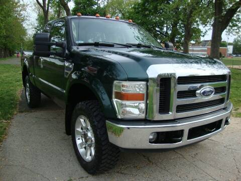 2008 Ford F-350 Super Duty for sale at Discount Auto Sales in Passaic NJ