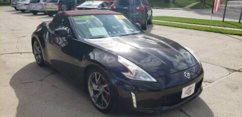 2013 Nissan 370Z for sale at Stach Auto in Edgerton WI