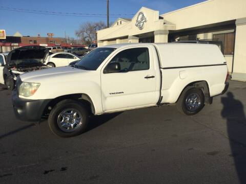 2006 Toyota Tacoma for sale at Beutler Auto Sales in Clearfield UT