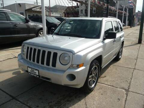2008 Jeep Patriot for sale at CAR CENTER INC in Chicago IL