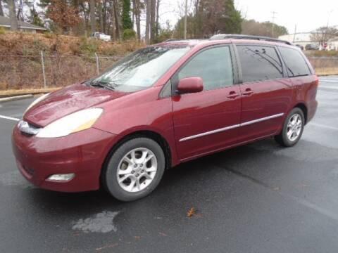 2006 Toyota Sienna for sale at Atlanta Auto Max in Norcross GA