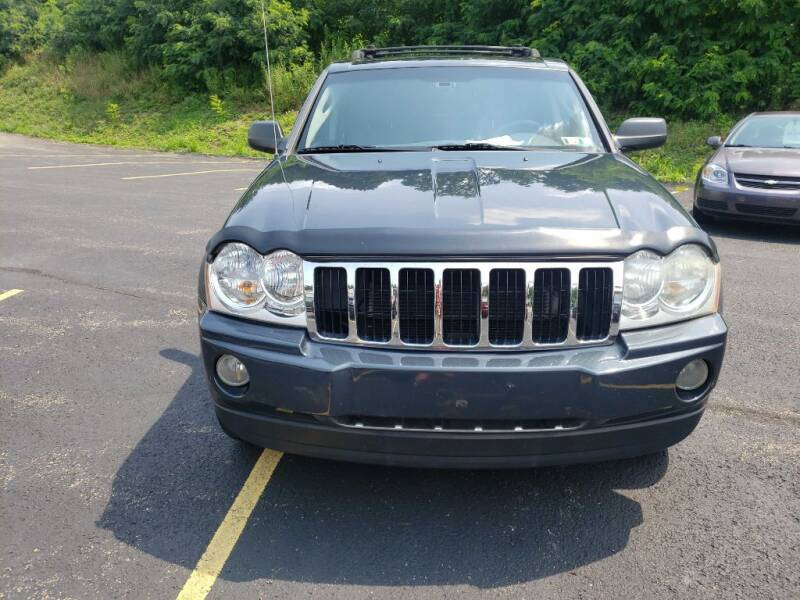 2007 Jeep Grand Cherokee for sale at KANE AUTO SALES in Greensburg PA