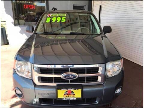 2011 Ford Escape for sale at 3B Auto Center in Modesto CA