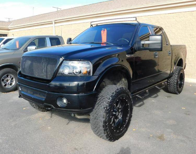 2007 Ford F-150 for sale at Will Deal Auto & Rv Sales in Great Falls MT