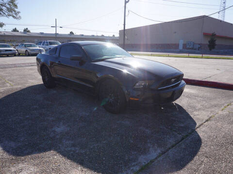 2014 Ford Mustang for sale at BLUE RIBBON MOTORS in Baton Rouge LA