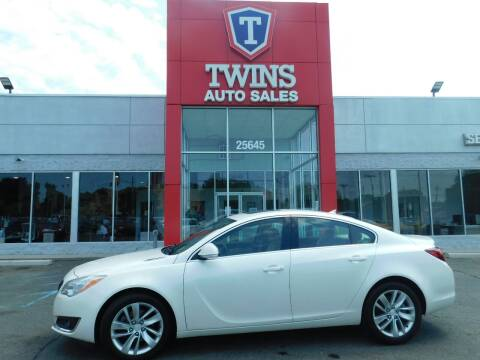 2014 Buick Regal for sale at Twins Auto Sales Inc Redford 1 in Redford MI