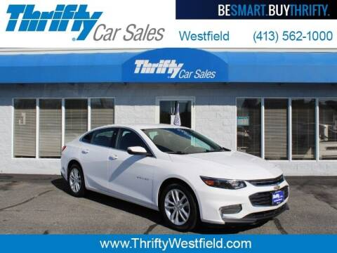 2018 Chevrolet Malibu for sale at Thrifty Car Sales Westfield in Westfield MA