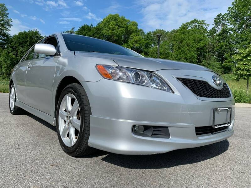 2009 Toyota Camry for sale at Auto Warehouse in Poughkeepsie NY