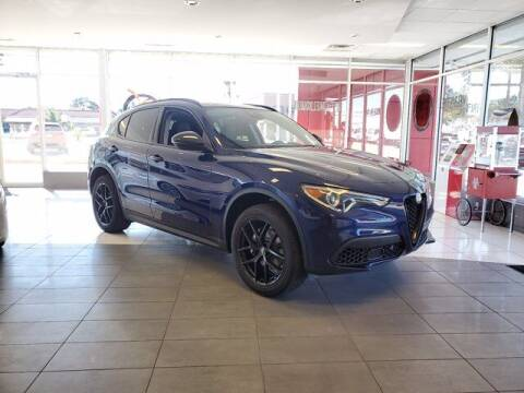 2021 Alfa Romeo Stelvio for sale at GATOR'S IMPORT SUPERSTORE in Melbourne FL