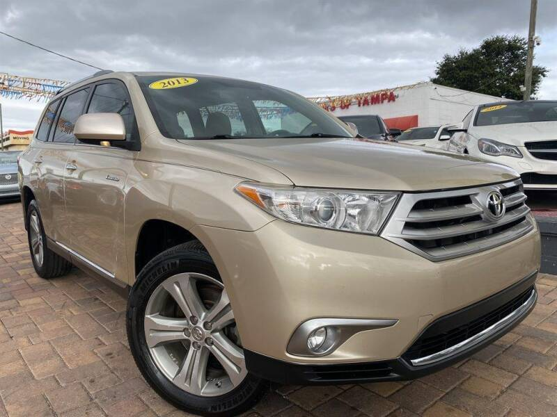 2012 Toyota Highlander for sale at Cars of Tampa in Tampa FL