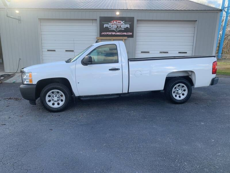 2007 Chevrolet Silverado 1500 Classic for sale at Jack Foster Used Cars LLC in Honea Path SC