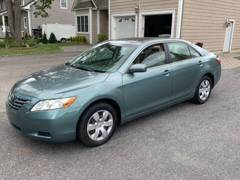 2007 Toyota Camry for sale at Pinnacle Automotive Group in Roselle NJ