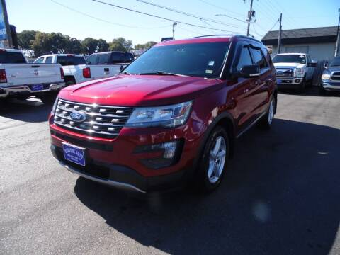 2016 Ford Explorer for sale at Surfside Auto Company in Norfolk VA