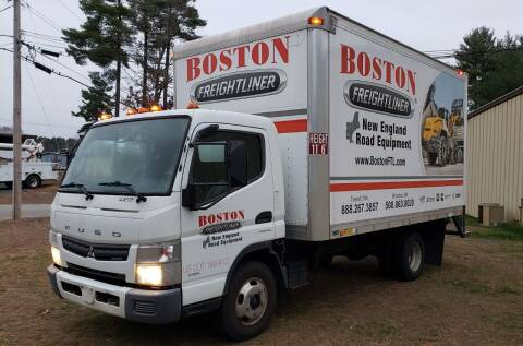 2012 Mitsubishi Fuso FEC52S for sale at MILFORD AUTO SALES INC in Hopedale MA