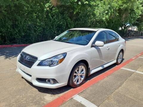2014 Subaru Legacy for sale at DFW Autohaus in Dallas TX