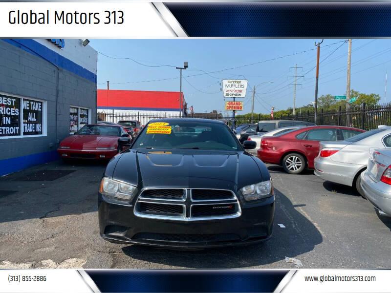 2013 Dodge Charger for sale at Global Motors 313 in Detroit MI