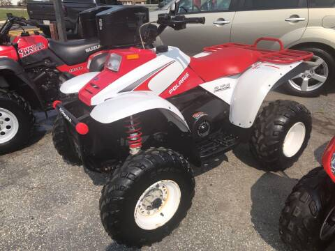 2004 Polaris 375 cc Trail Blazer for sale at Beachside Motors, Inc. in Ludlow MA