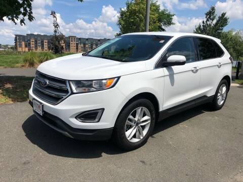 2016 Ford Edge for sale at GTR Auto Solutions in Newark NJ