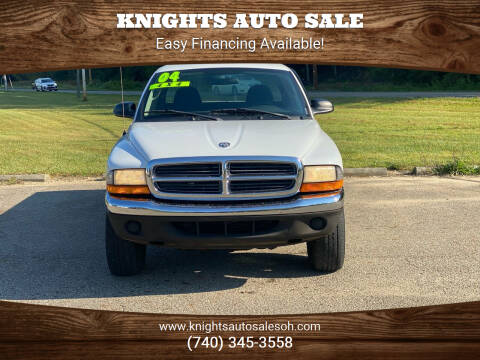 2004 Dodge Dakota for sale at Knights Auto Sale in Newark OH