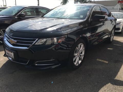 2016 Chevrolet Impala for sale at Auto Max of Ventura in Ventura CA