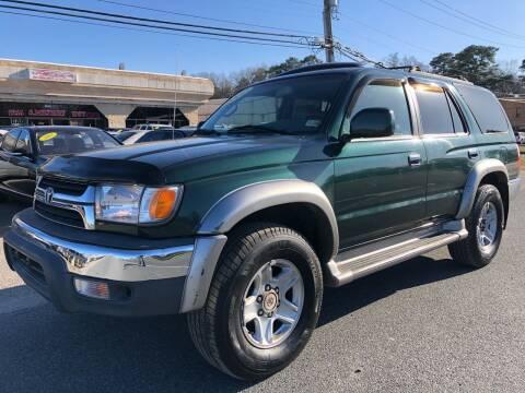 2002 Toyota 4Runner for sale at Mega Autosports in Chesapeake VA
