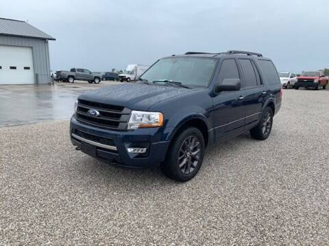2017 Ford Expedition for sale at Burtle Motors in Auburn IL