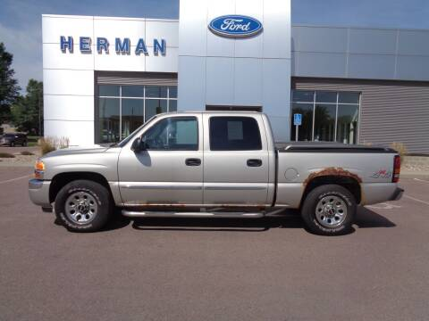 2007 GMC Sierra 1500 Classic for sale at Herman Motors in Luverne MN