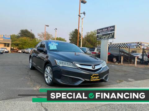 2016 Acura ILX for sale at Save Auto Sales in Sacramento CA