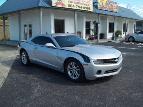 2012 Chevrolet Camaro for sale at LONGSTREET AUTO in St Augustine FL