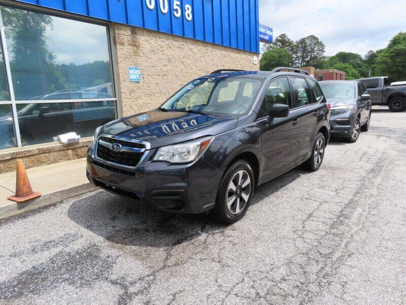 2018 Subaru Forester for sale at Southern Auto Solutions - 1st Choice Autos in Marietta GA