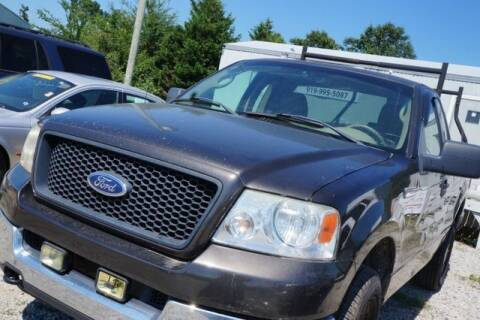 2005 Ford F-150 for sale at Samet Performance in Louisburg NC