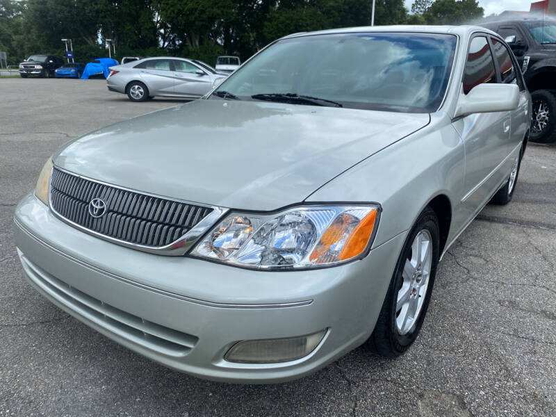 2000 Toyota Avalon for sale at Capital City Imports in Tallahassee FL