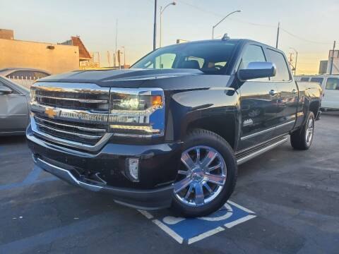 2016 Chevrolet Silverado 1500 for sale at GENERATION 1 MOTORSPORTS #1 in Los Angeles CA