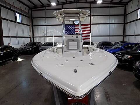 2019 sea pro 228 for sale at Texas Motor Sport in Houston TX