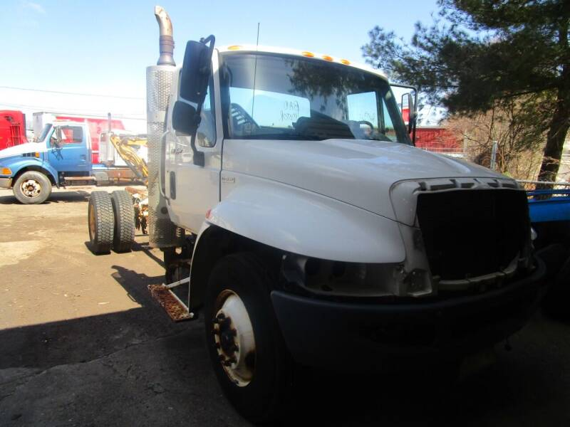 2008 International 4300 for sale at Lynch's Auto - Cycle - Truck Center - Trucks and Equipment in Brockton MA