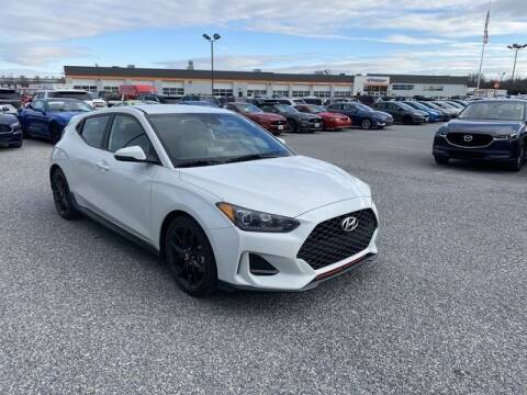 2019 Hyundai Veloster for sale at King Motors featuring Chris Ridenour in Martinsburg WV