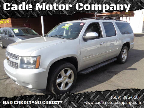 2010 Chevrolet Suburban for sale at Cade Motor Company in Lawrenceville NJ