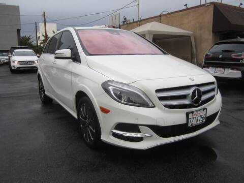 2017 Mercedes-Benz B-Class for sale at Win Motors Inc. in Los Angeles CA