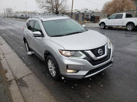 2017 Nissan Rogue for sale at High Line Auto Sales in Salt Lake City UT